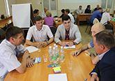 «Команда правительства» Нижегородской области сыграла в деловую игру