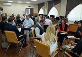 Успешно завершилась программа повышения квалификации «Эффективные деловые коммуникации в деятельности руководителя на государственной службе»